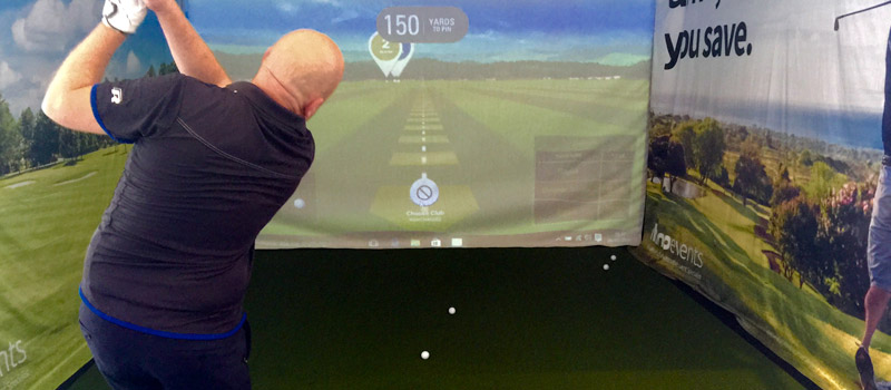 NEW Golf Drive Event